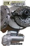 FORD MONDEO 1998CC TURBO DIESEL 5 SP LUK FLYWHEEL, BOLTS, STARTER, CLUTCH, CSC